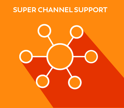 Super Channel Support